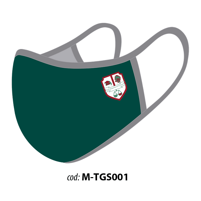 MASCARILLA THE GREENLAND SCHOOL M-TGS001