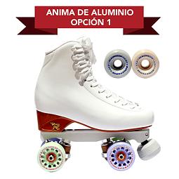 Anima de aluminio opción 1
