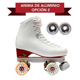 Anima de aluminio opción 2