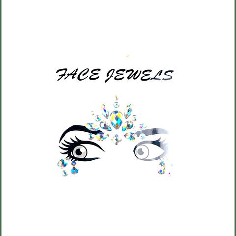 Pegatinas de cristales