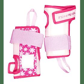 Muñequera Taffy pink