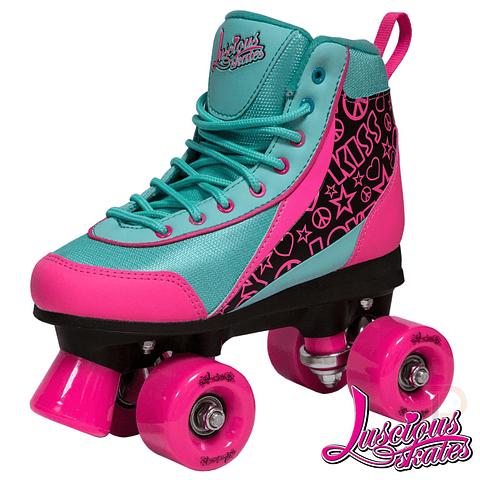 Kandy Skates Lucious Summer days