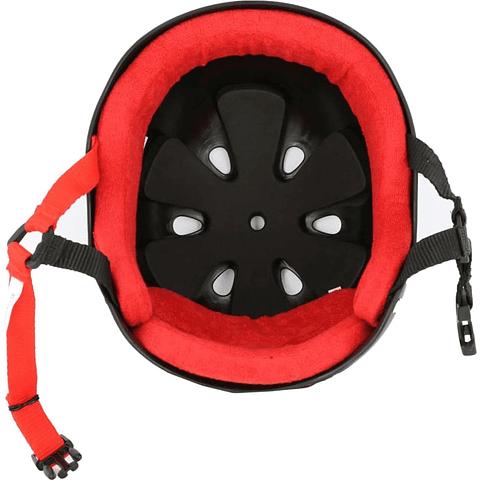 Sweatsaver - Black Rubber Red