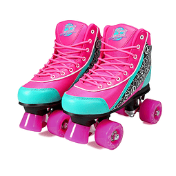 Kandy Skates Lucious Sassy