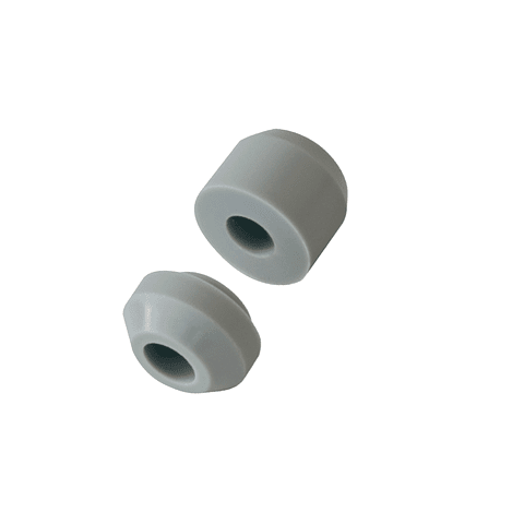 Suspension de elastomero