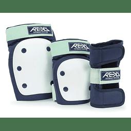 Proteccion Duty Triple Pad Set Blue Mint - S