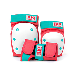 Proteccion Duty Triple Pad Set Red Mint