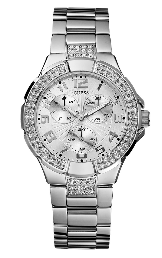 Guess Silver Luxury