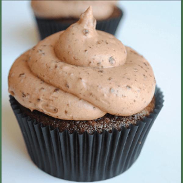 Cupcake de manjar