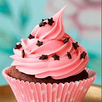 Cupcake estrela Deli