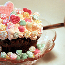 Cupcake do amor