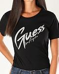 T-shirt Genny Lantejoulas - Guess