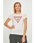 T-shirt Logo Triângulo - Guess