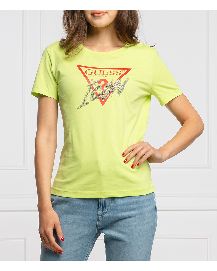T-shirt Logo Icon - Guess