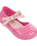Sapato Lacinho Furadinha X - Mini Melissa