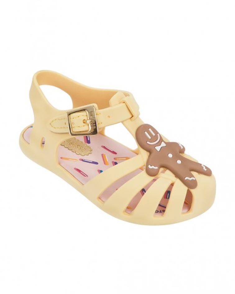 Sandália Biscoito Aranha VII - Mini Melissa