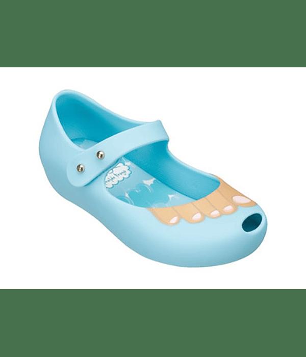 Sapato Dedos R.F - Mini Melissa