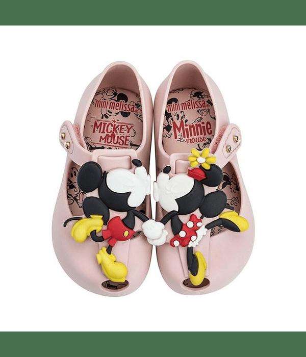 Sapato Beijinho Minnie Twins III - Mini Melissa
