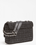 Crossbody em Tweed Cessily - Guess
