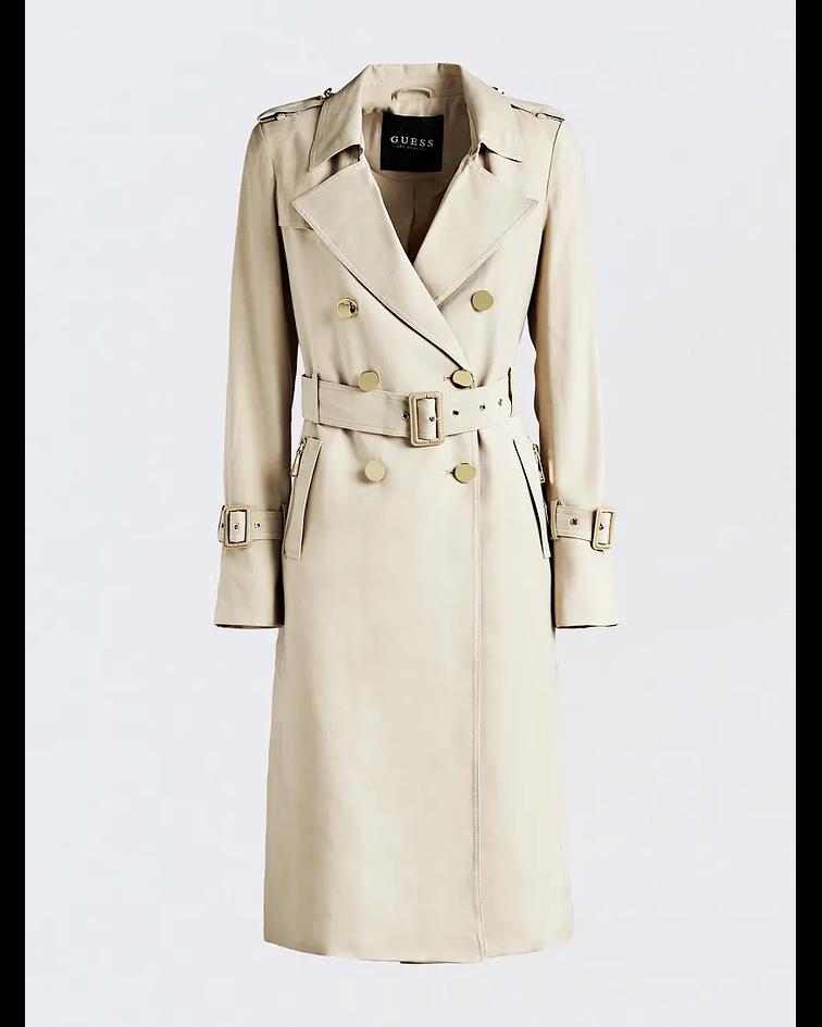 Trench coat com botões - Guess