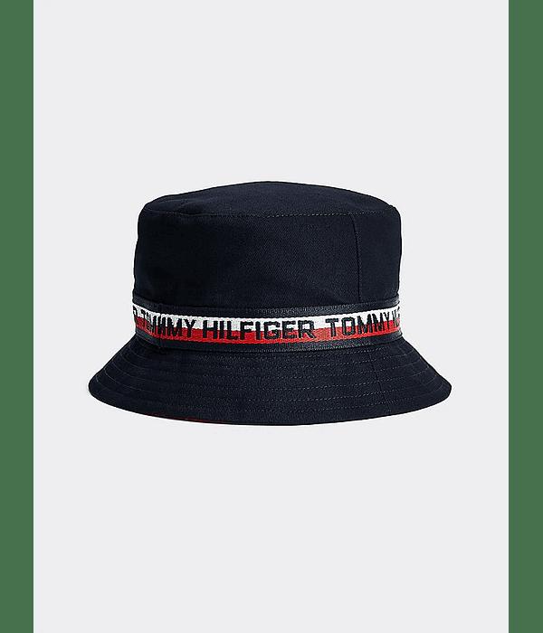 Chapéu Infantil Reversível - Tommy Hilfiger