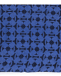 Echarpe New Circle Bears Azul - Tous