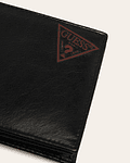 Carteira Logo Triângulo - Guess