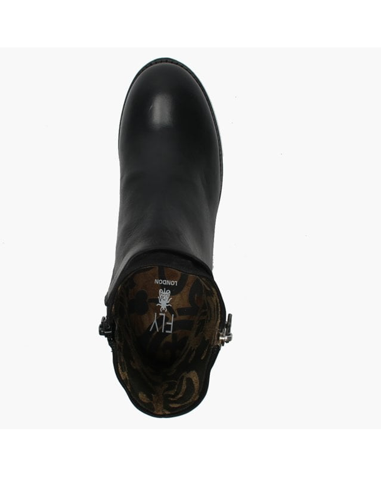 Bota com Feho Lateral Abys - Fly London