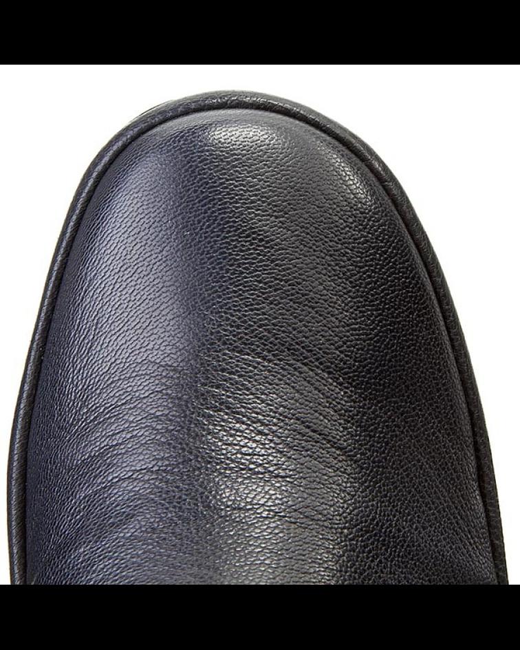 Sapato de Cunha Yua Azul - Fly London