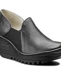 Sapato de Cunha Yua Preto - Fly London