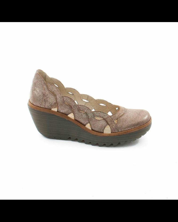 Sapato de Cunha Yelk - Fly London