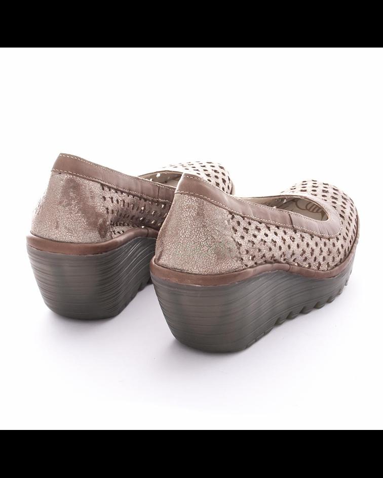 Sapato de Cunha Yika - Fly London