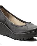 Sapato em Cunha Yerb - Fly London