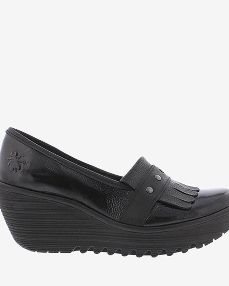 Sapato de Cunha Frajas Yela - Fly London