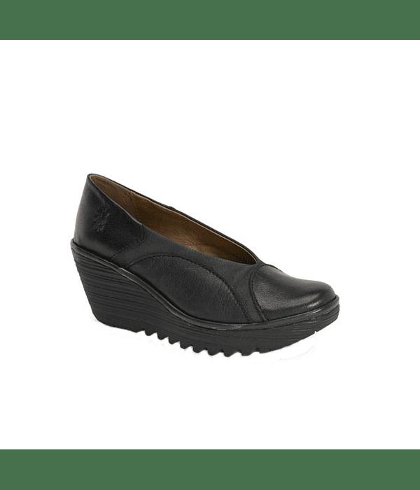 Sapato de Cunha Yani - Fly London