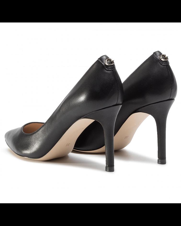 Stiletto Básico Preto Dafne - Guess