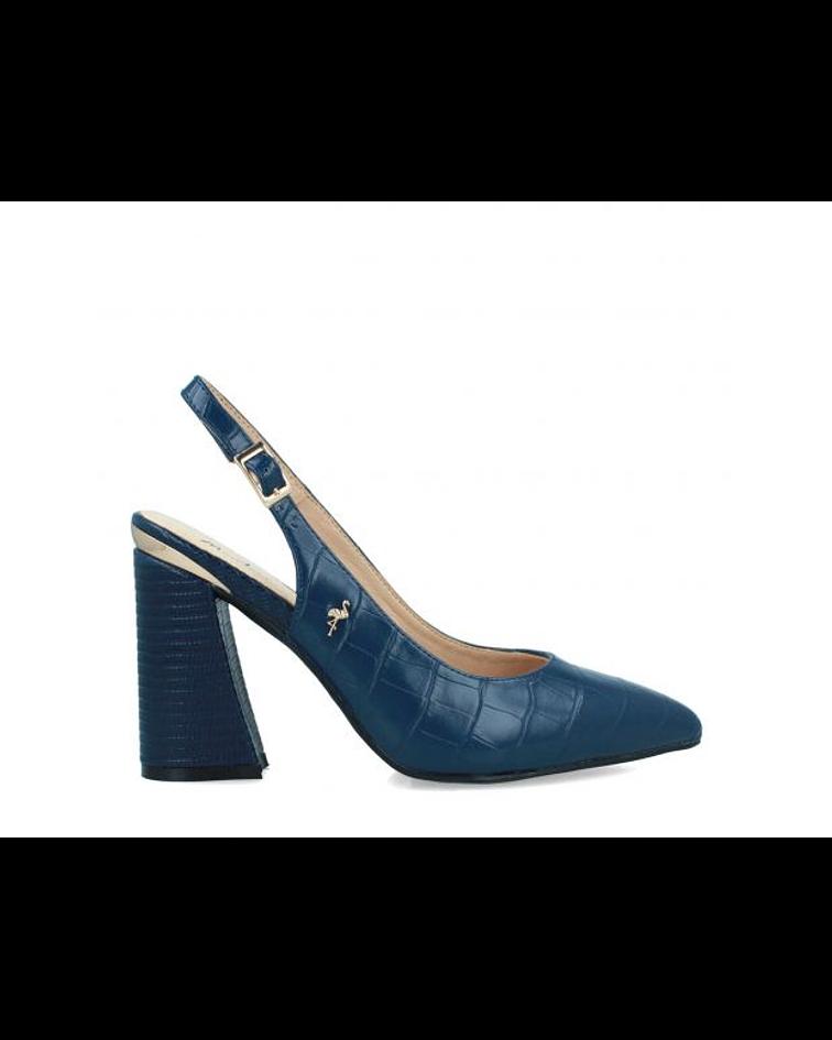 Sapato em croco Campof - Menbur