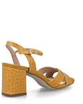 Sandália croco Capodimonte - Menbur