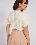 Camisa Manga Curta Roxane - Guess Marciano
