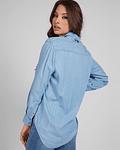 Camisa Ganga oversize Pauleta - Guess