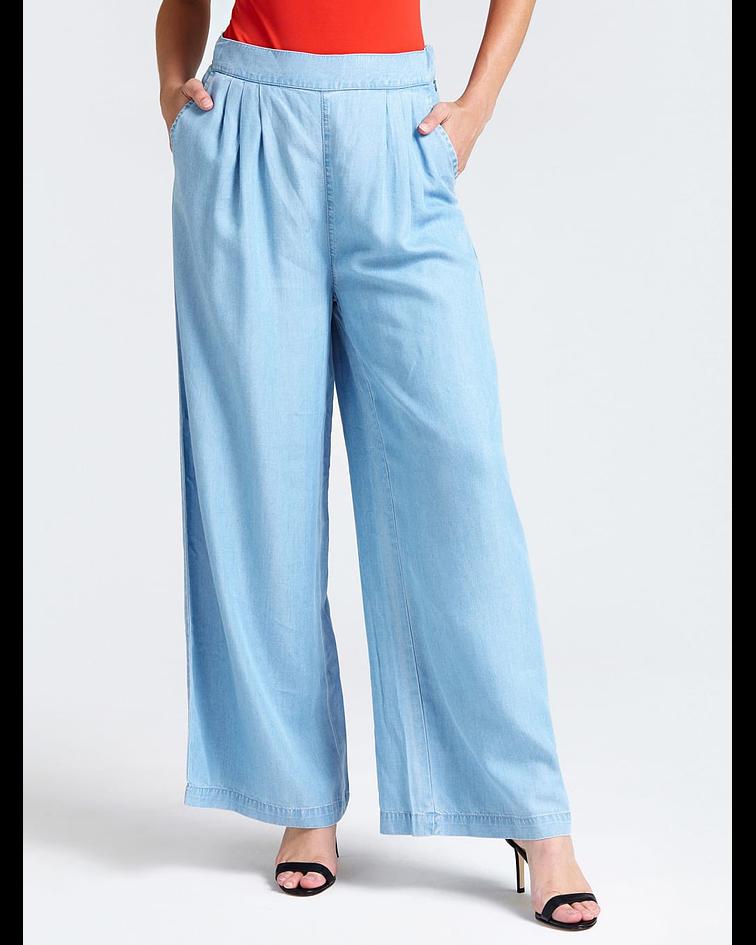 Calças Pantalonas Ganga Leve - Guess
