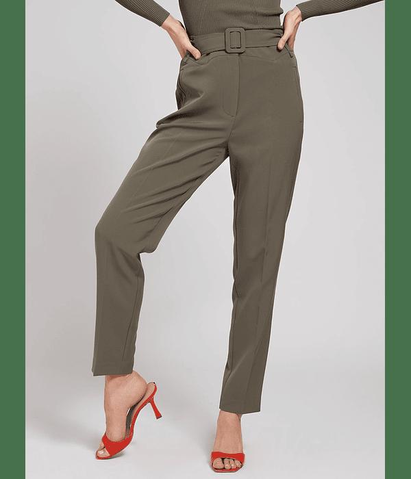 Calças Chino Verde - Guess