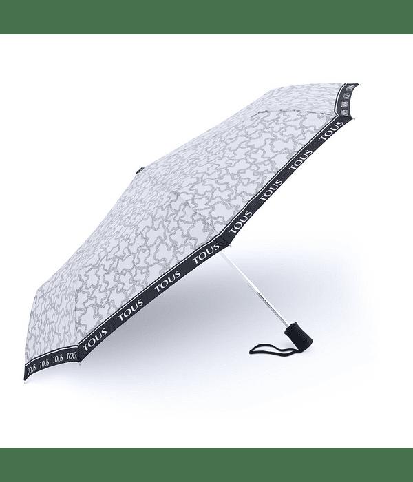 Guarda-chuva Kaos New Branco - Tous