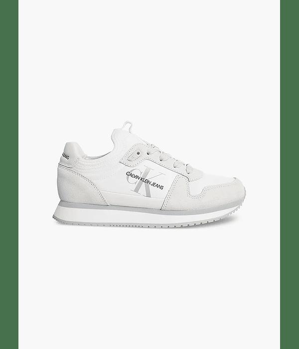 Ténis Runner Sock Branco - Calvin Klein