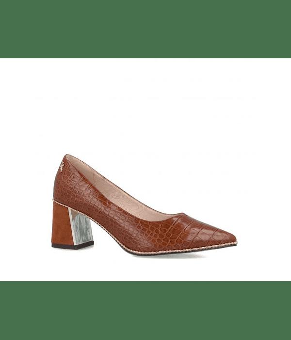 Sapato Menbur Croco Arnit - Menbur