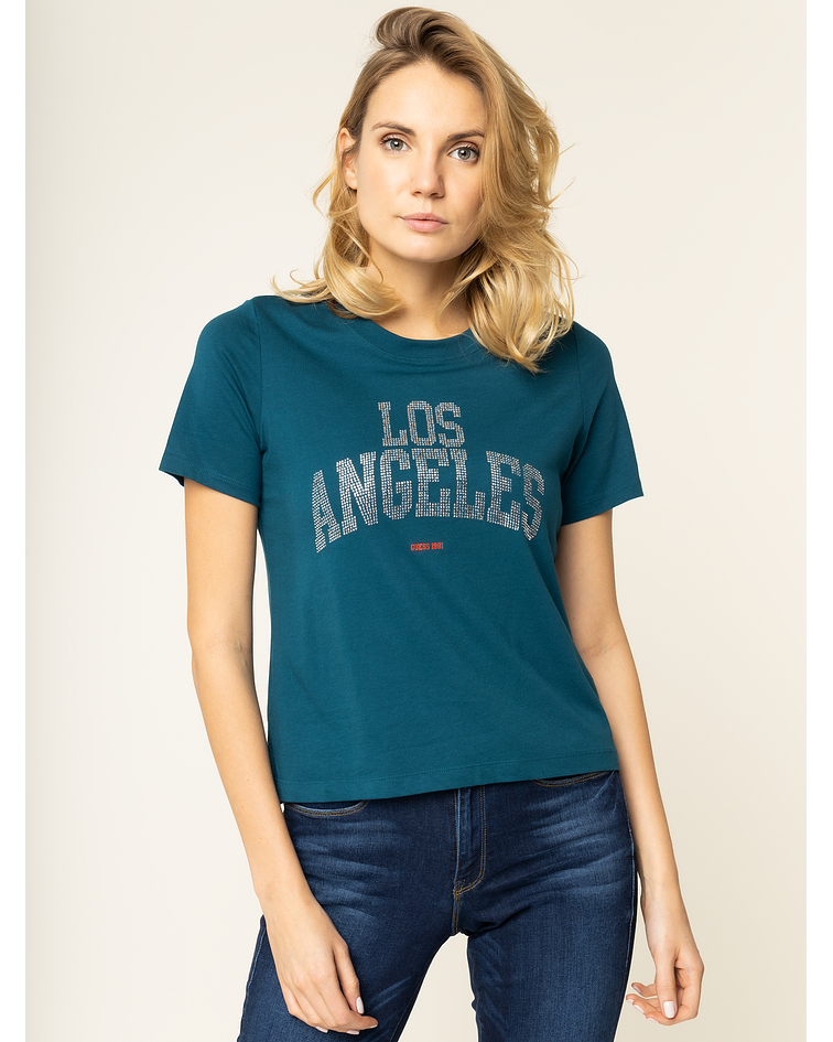 T-shirt Los Angels - Guess