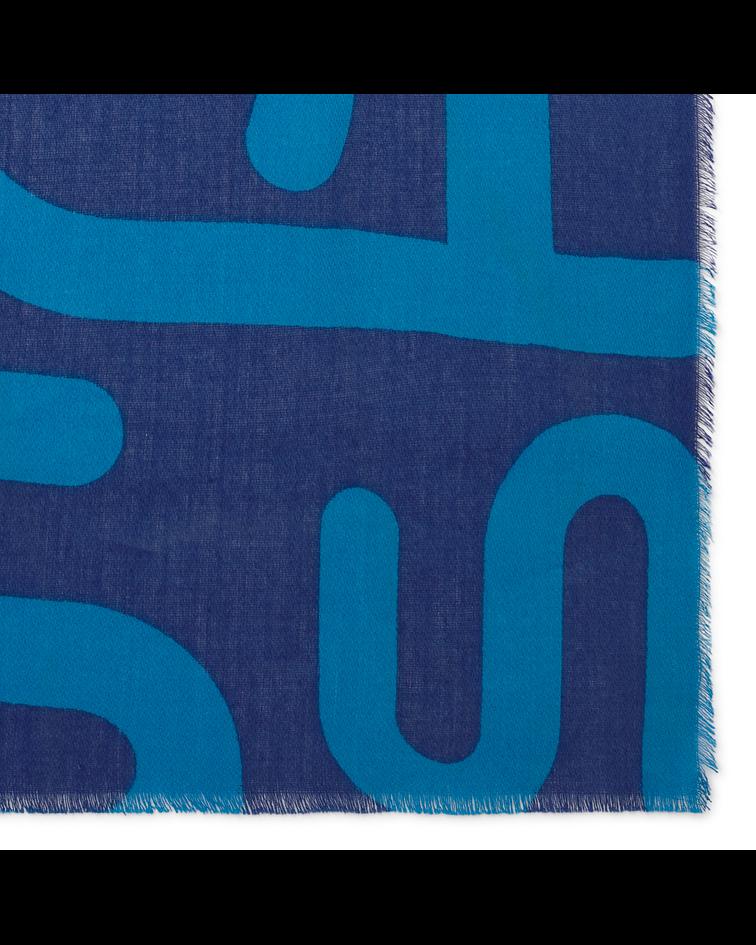 Echarpe Doromy Azul - Tous