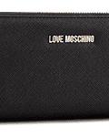 Carteira Laminada - Love Moschino