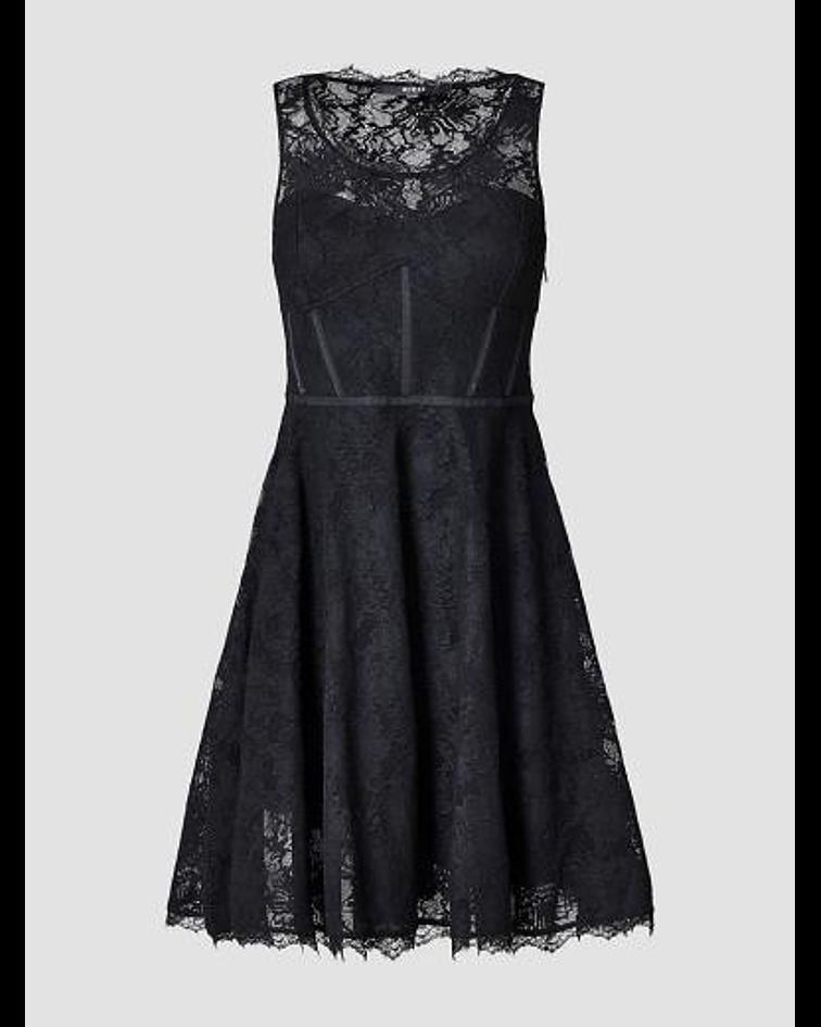 Vestido renda - Guess