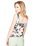 Top floral - Guess